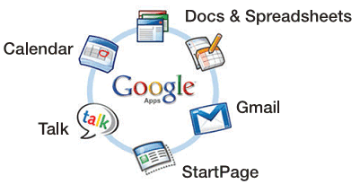 Google Apps logo