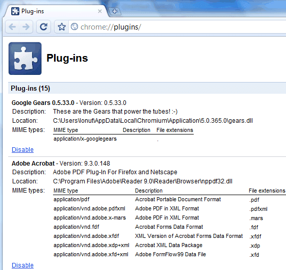 Google Chrome to Bundle Plug-ins for Flash and PDF