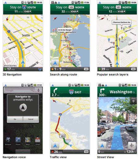 Google навигатор для андроид - фото 4
