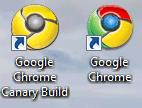 Новый channel Google Chrome Canary Build