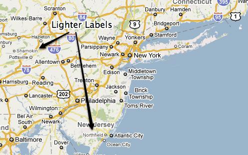 google maps ui