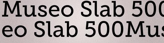 museo 500 regular font download