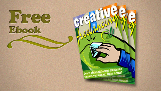 Free Ebook Creative Freelancing