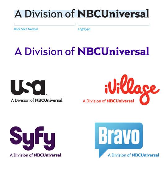 Nbc New Logo. NBC Universal#39;s New Logo