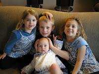 My little herd of children
