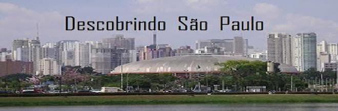 Descobrindo São Paulo.....