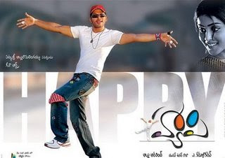 Happy Telugu Movie Mp3 Songs