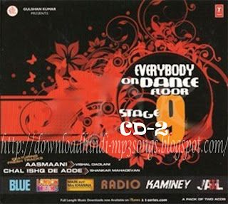 Dance Floor Stage 9 Hindi Remix Cd II