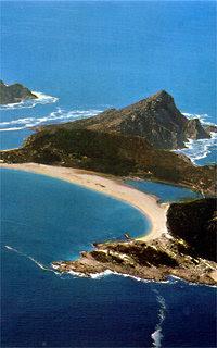 Playa Islas Cies