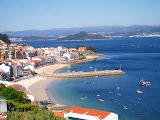 Ría Pontevedra Raxó - Rías Baixas