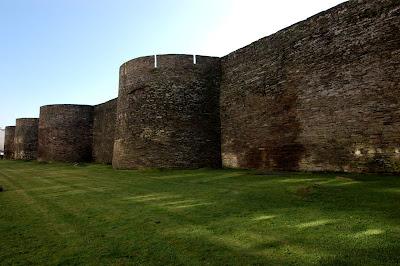 Muralla de Lugo - Patrimonio de la Humanidad
