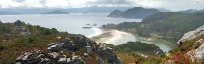 Islas Cíes - Ría de Vigo