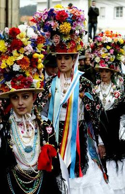 Danzas de San Sebastían. Aldán - Cangas