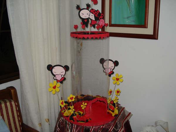 Todo para fiestas decoraciones y manualidades cajas de for Todo decoraciones