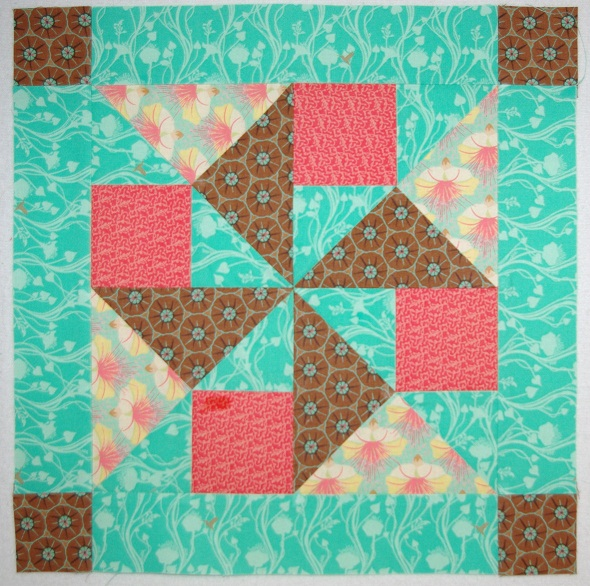 Layer Cake Quilt Along : tamera quilts: Layer Cake Quilt Along - Block 6 and 7