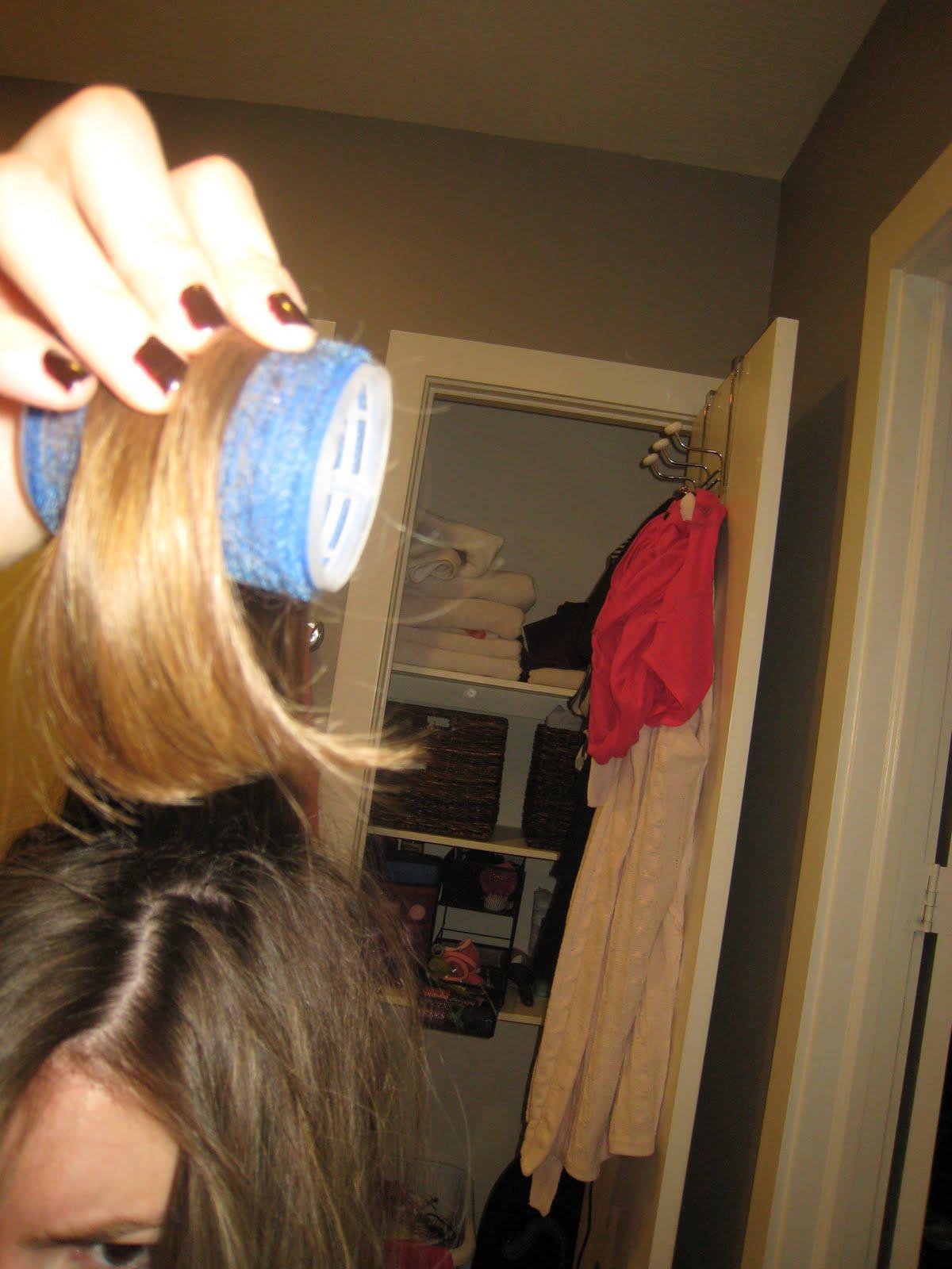 Как без вреда накрутить волосы