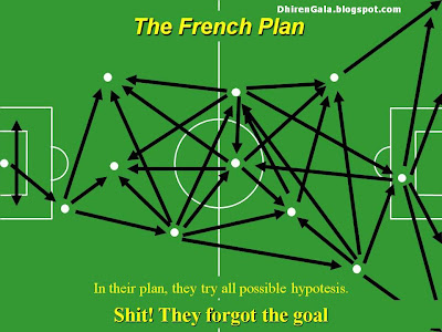 French Plan for World Cup Football 2010