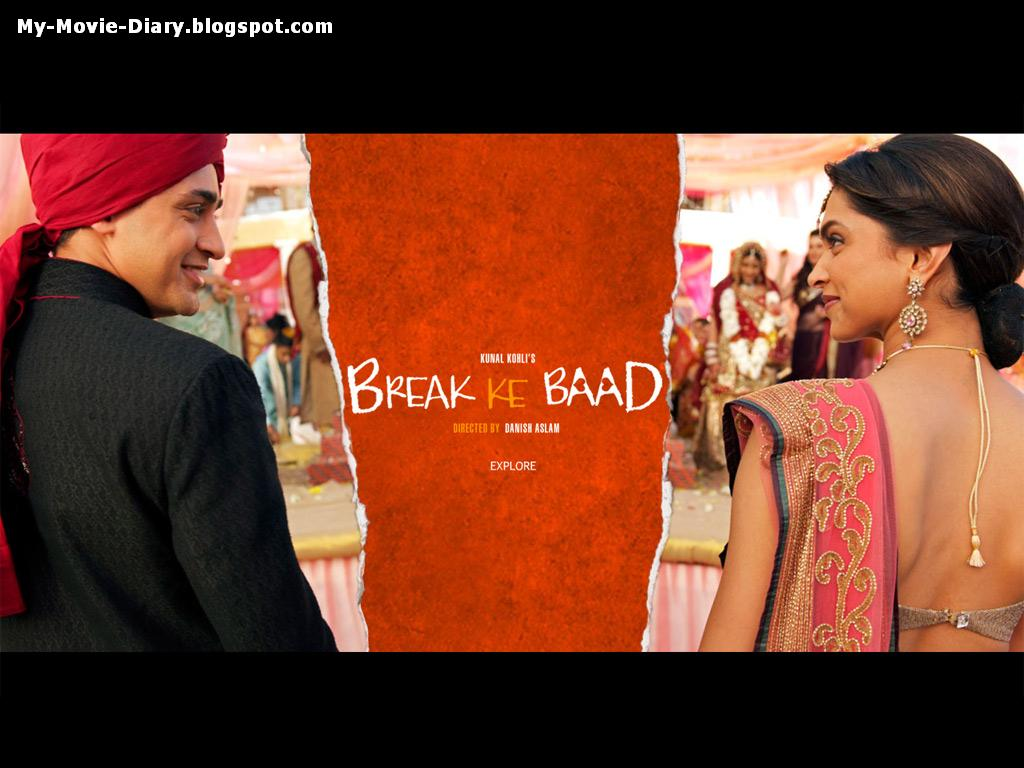 my movie diary: break ke baad - movie review