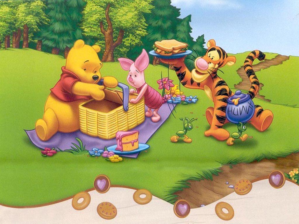 Disney Channel Cartoon Characters