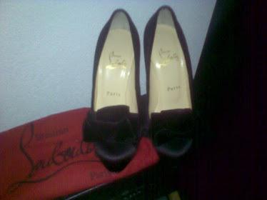 Ich LIEBE meine Schuhe ;)
