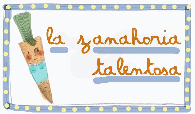 La zanahoria talentosa