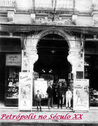 Petrópolis no Século XX