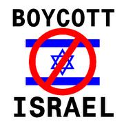 BOIKOT ISRAEL..