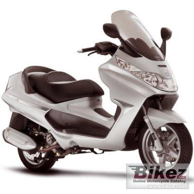 Motor Matic Vespa on Harga Vespa Piaggio Matic 250cc Otomotif Plus