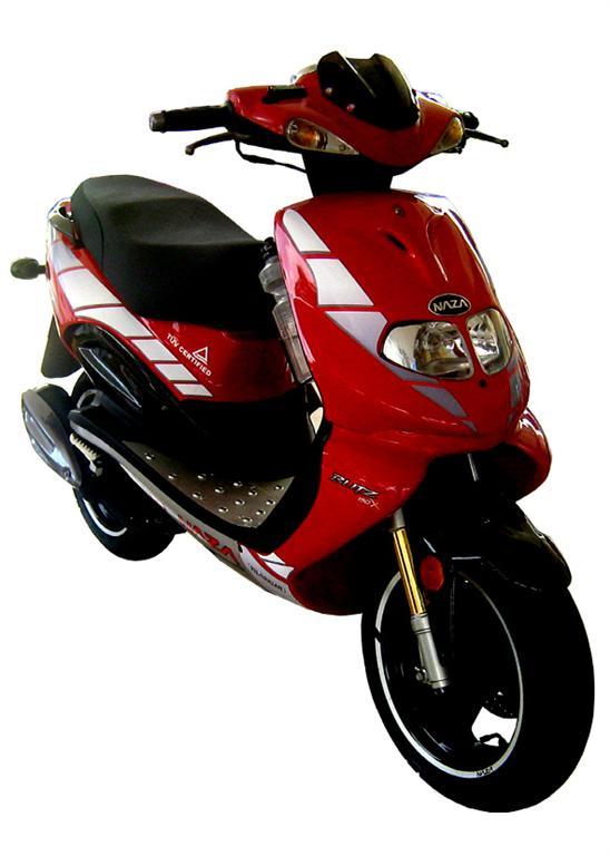 Harga Motosikal Malaysia Naza Blitz