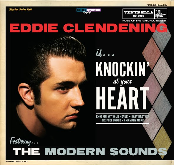 Eddie Clendening Is... Knockin&#39; At Your Heart