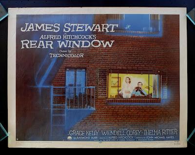 Alfred Hitchcock, Arka Pencere'yi açık unutmuş!