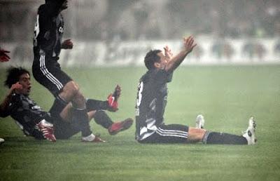 Bobo injured!