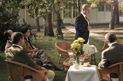 Dersimiz: Atatürk'ün çekimleri başlamış…