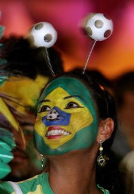 Forza Brazil!
