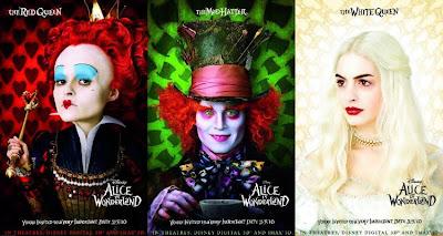 Alice in Wonderland (2010) – 1 milyar dolarlık hasılat!