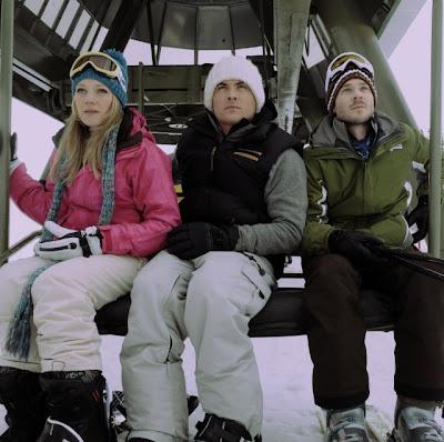 Frozen (2010) – 1 Teleferik 3 Genç Buz Gibi Bir Hava