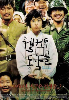 Şiddetle Tavsiye: Welcome to Dongmakgol (2005)