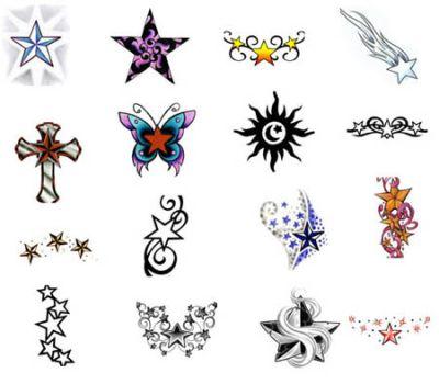 tatuajes de soles y estrellas. ver tatuajes de. ver tatuajes de estrellas. wilmar2010: amor;