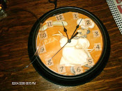 clock, I made for my stand