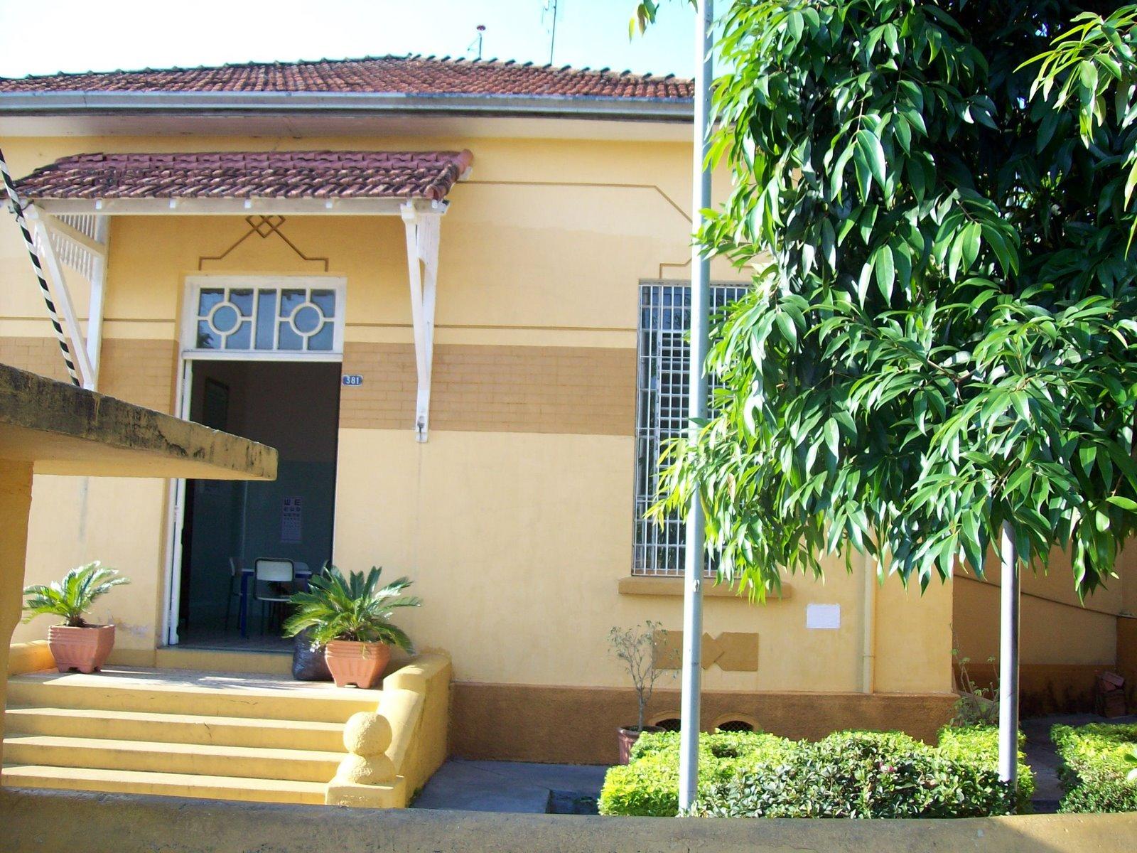 Escola Estadual Ademar Vieira Pisco
