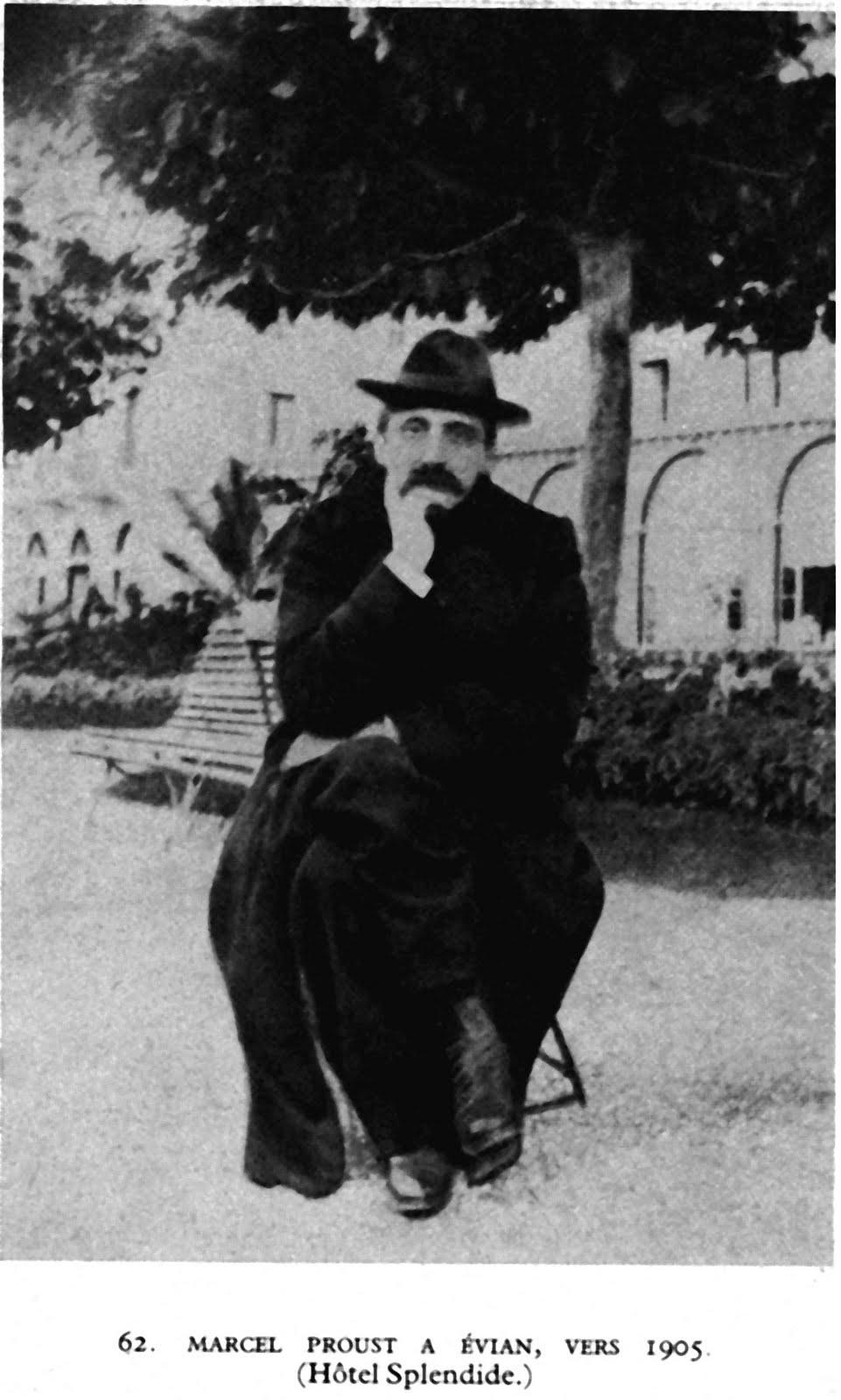 Video Marcel Proust Une Vie D Crivain 1992 Identi