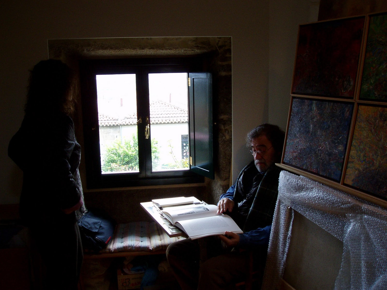 La Escuela De Los Domingos El Maestro En Brumario # Muebles Comesana Tui