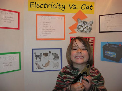 funny science fair projects. Creative Science Fair Projects