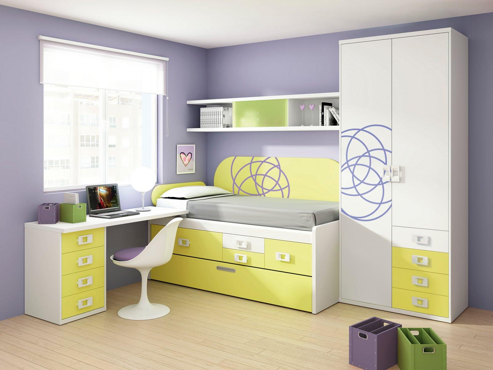 Mobiliario Juvenil  Infantil  Criança 01042010