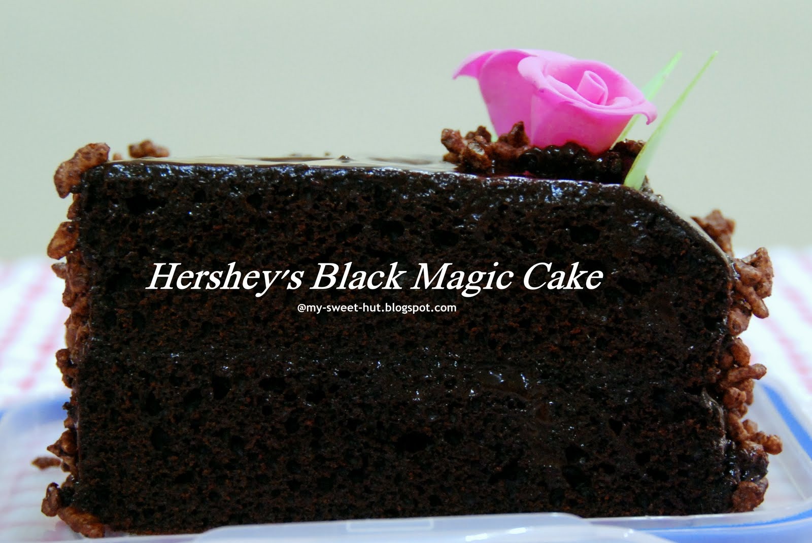 Black Magic Cake Recipes — Dishmaps