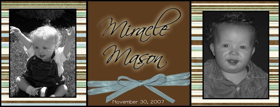 Miracle Mason