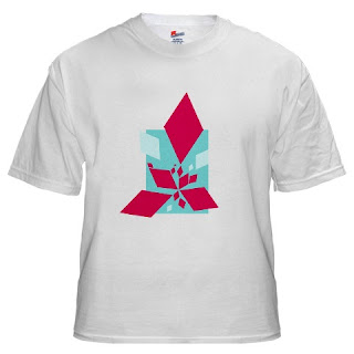 tshirt50 diamondexplosion+small diamond explosion t shirt