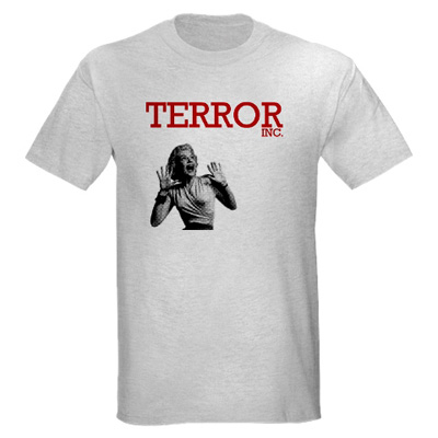 terror+inc.+scream+t shirt terror inc. scream t shirt