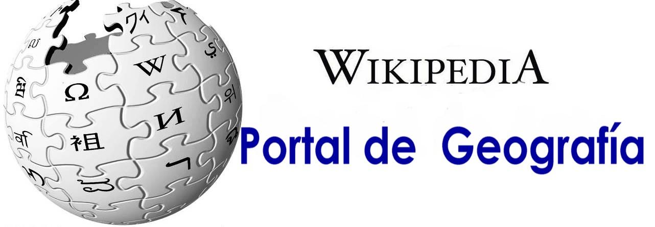 Wikipedia Geografía