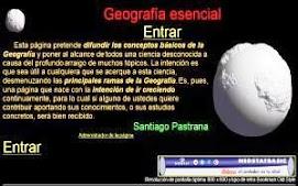 GEOGRAFÍA ESENCIAL